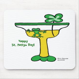 St. Patty- Mousepad