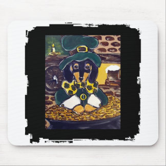 St. Patty Mousepad