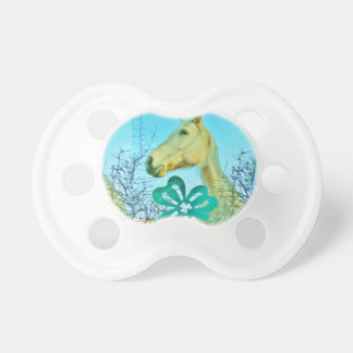 St patty s Day Horse Pacifier