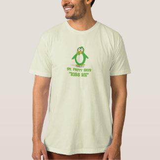 St Patty Says Kiss Me T-Shirt