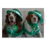 ST PATTY'S DAY BRITTANYS - Customized Greeting Card