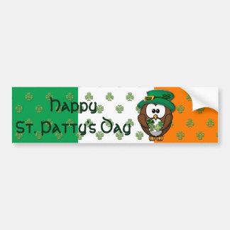 St. Patty's Day Bumper Sticker
