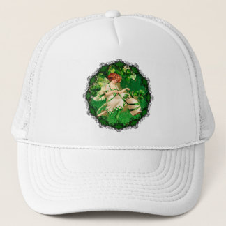 St. Patty's Day Girl Hat