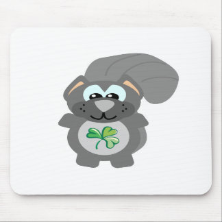 St. Pattys Day Goofkins squirrel Mouse Pads