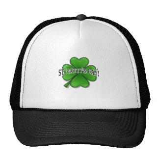 St. Patty's Day Mesh Hat