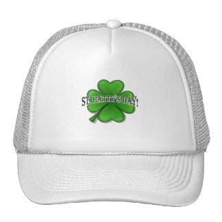 St. Patty's Day Trucker Hat