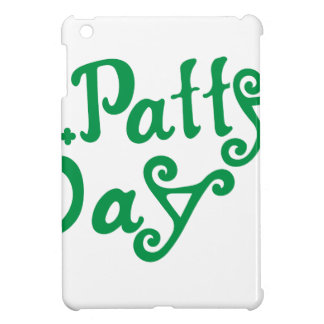 St. Pattys Day iPad Mini Case