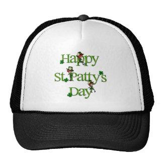 St Patty's Day Leprechaun Hat
