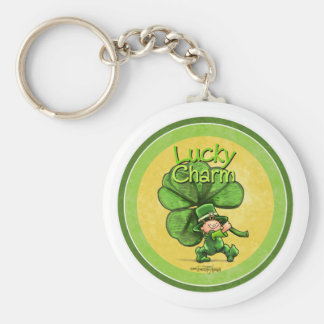 St Patty's day - Lucky Charm Keychain