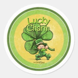 St Patty's day - Lucky Charm Sticker