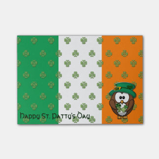 St. Patty's Day Post-it® Notes