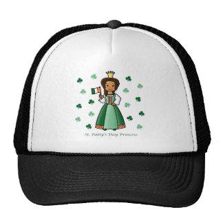 St. Patty's Day Princess Trucker Hats