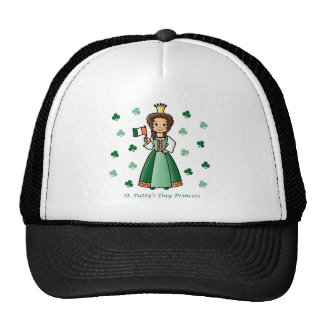 St. Patty's Day Princess Trucker Hat