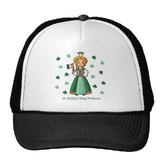 St. Patty's Day Princess Hat
