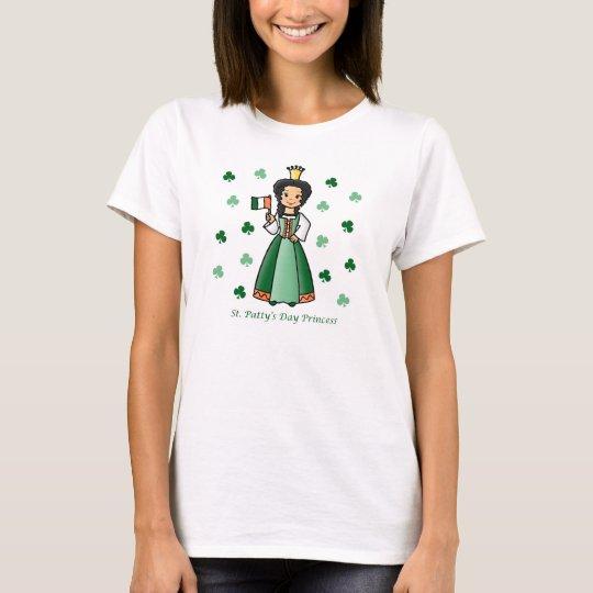 St. Patty's Day Princess T-Shirt