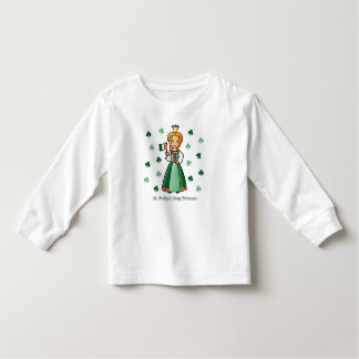 St. Patty's Day Princess Toddler T-shirt