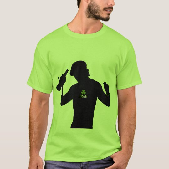 St. Patty's iRish T-shirt