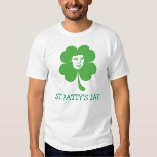St. Patty's Jay. Shirt