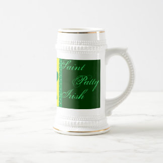 St. Patty's Ladybugs Beer Stein