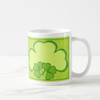 St. Patty's Shamrocks Mug