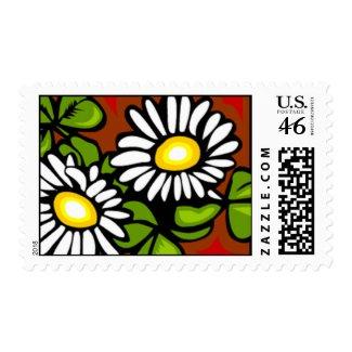 St patty's stamp