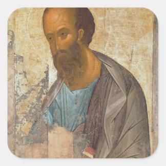 St Paul, 1407 Square Sticker
