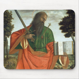 St. Paul, 1520 (oil on panel) Mouse Pad
