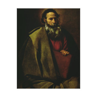 St. Paul, c.1619 Canvas Print
