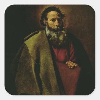 St. Paul, c.1619 Square Sticker