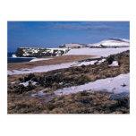 St. Paul Island Bird cliffs, Southwest Point Postcards