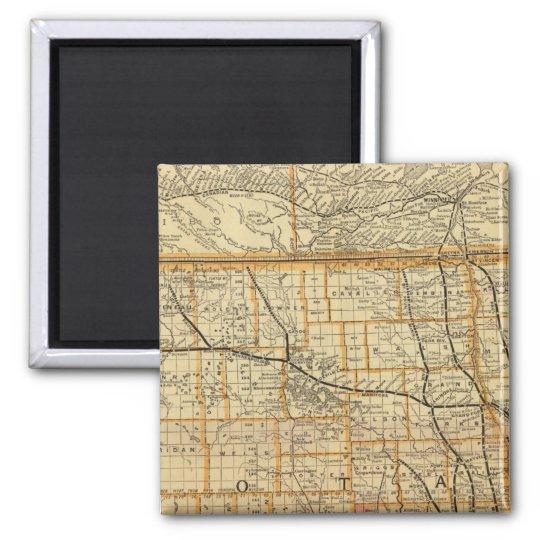 St Paul, Minneapolis and Manitoba Railway 2 Magnet