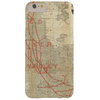 St Paul, Minneapolis and Manitoba Railway Barely There iPhone 6 Plus Case