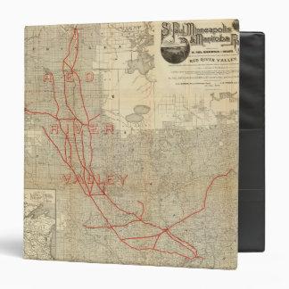 St Paul, Minneapolis and Manitoba Railway Binder