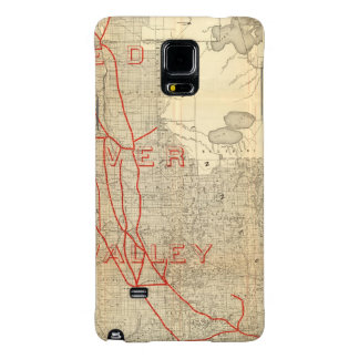 St Paul, Minneapolis and Manitoba Railway Galaxy Note 4 Case