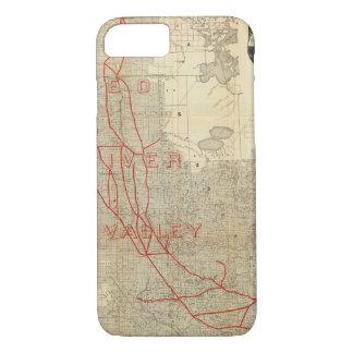 St Paul, Minneapolis and Manitoba Railway iPhone 7 Case