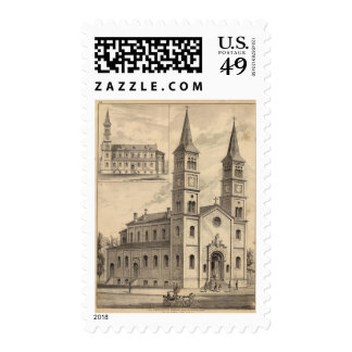 St. Paul, Minnesota Lithograph Stamps