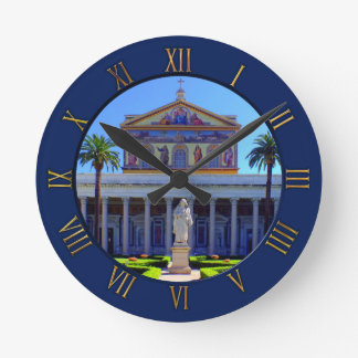 St. Paul Outside the Walls Round Clock