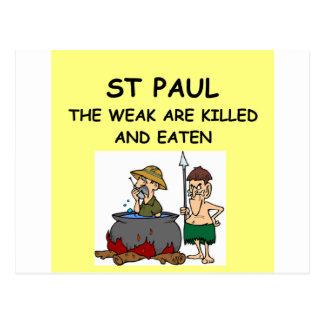 ST PAUL POST CARDS