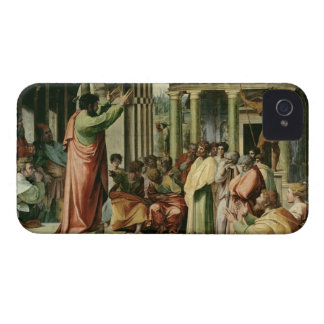 St. Paul Preaching at Athens (cartoon for the Sist Case-Mate iPhone 4 Case