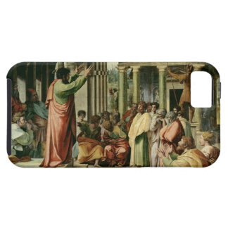 St. Paul Preaching at Athens (cartoon for the Sist iPhone SE/5/5s Case