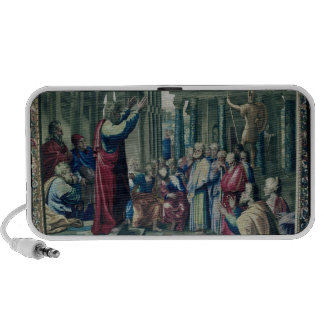St. Paul Preaching at the Areopagus Portable Speaker