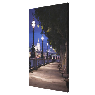 St Paul s Cathedral Canvas Print