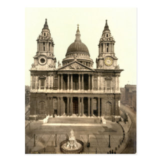 St Paul s Cathedral London England Post Cards