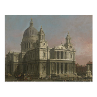 St Paul s Cathedral London England Post Card