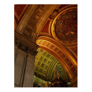 St Paul s Cathedral London England U K Post Card