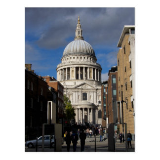 St Paul s Cathedral Post Card