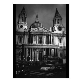 St Paul s Cathedral postcard