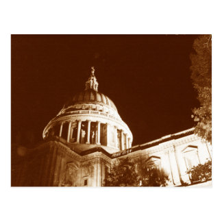 St Paul s Cathedral – Sepia Postcard