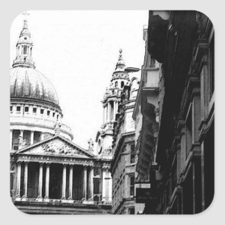 St Paul's Square Sticker