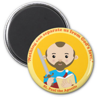 St. Paul the Apostle Refrigerator Magnets